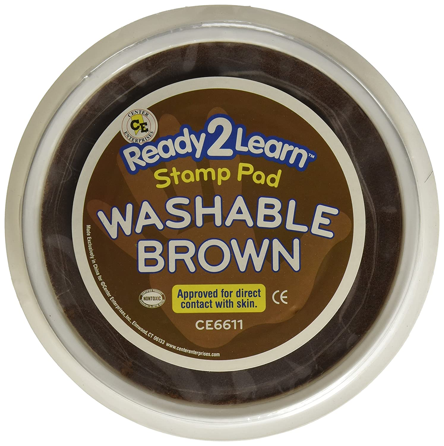 Brown Center Enterprise CE6611 READY2LEARN Circular Washable Pad