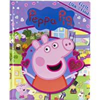 Peppa Pig My First Look and Find Activity Book - PI Kids