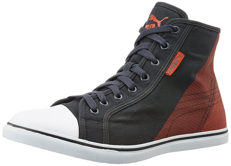 Puma Men s Streetballer Mid Geo DP Sneakers  Buy Online at Low ... 8d6a0551c