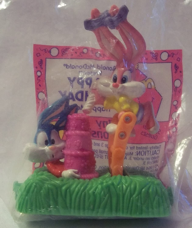 McDonalds Happy Meal Toy Happy Birthday #13 Tiny Toons
