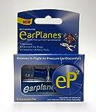 EarPlanes® eP2 Reusable earplugs 1 pair