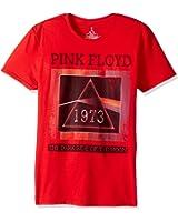 Pink Floyd Men's Dark Side Of The Moon 1973 Graphic Tee