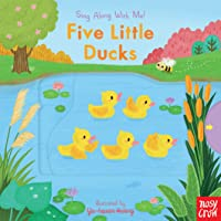 Five Little Ducks: Sing Along With Me!