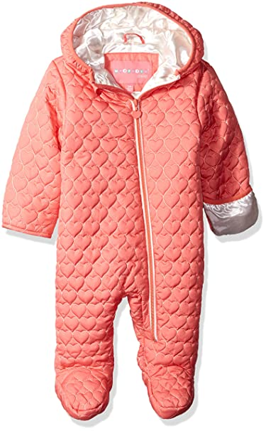 6d289924befe Wippette baby-girls Baby Girls  Quilted Pram  Amazon.ca  Clothing ...