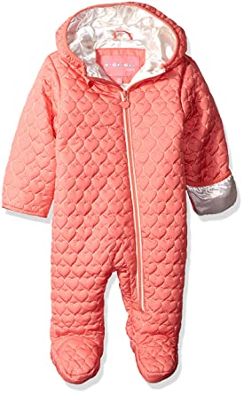 6bc1858d92b3 Amazon.com  Wippette Baby Girls  Quilted Pram  Clothing