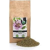 Mejorana frotada, mejorana seca, 100% pura y natural para la preparación de mezclas de especias