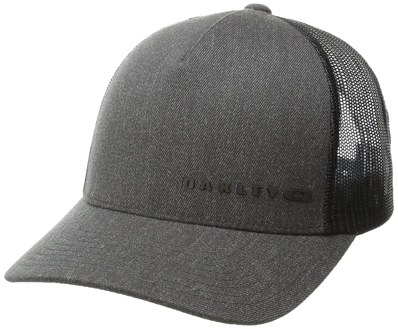 88713b6a438fcc Oakley Halifax Trucker Cap (Black): Amazon.ca: Clothing & Accessories