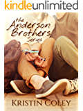 The Anderson Brothers Complete Series: New Adult Romance Boxed Set