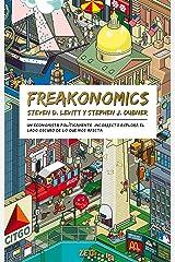FREAKONOMICS (ZETA LUJO) (Spanish Edition) Leather Bound
