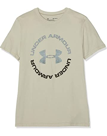 f3814d67f416fe Under Armour Children's Sportstyle Tee Short-Sleeve Shirt