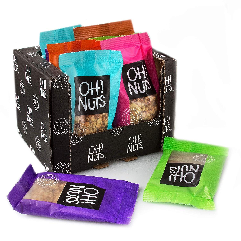 Oh! Nuts Granola paquetes de porción individual | Set de ...