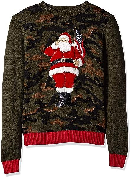 Christmas Ugly Sweater Co - Sudadera para Hombre 25289b7f53f0