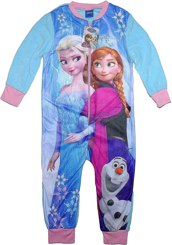 Disney Oficial Autorizado Onesies Pijama Pjs Frozen Monster High Pijama   My Little Pony   Minion para Las niñas niños tamaño 1 – 10 años