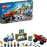 Lego 60245 City Police Monster Truck Heist