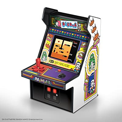 Dig Dug Micro Player: Toys & Games