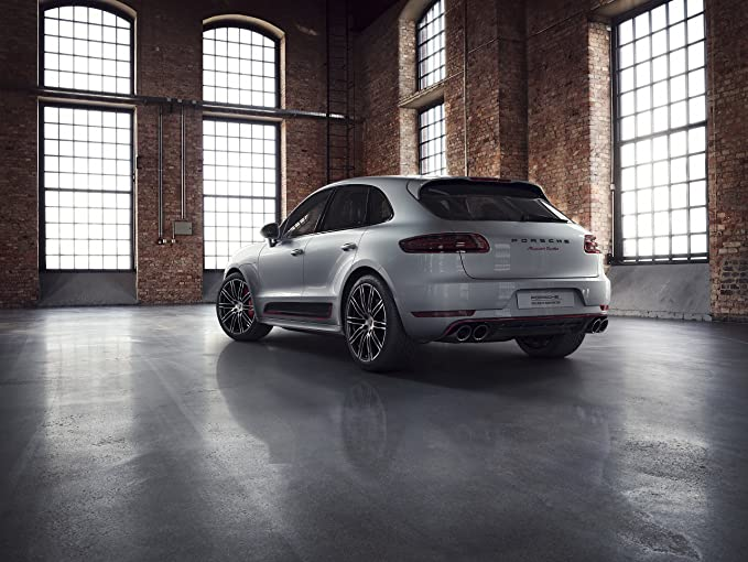 Amazon.com: Porsche Macan Turbo