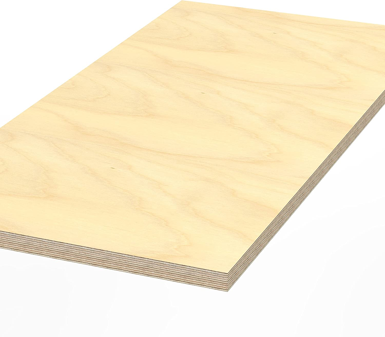 Logueurs de 125cm /à 200cm AUPROTEC Panneau de contreplaqu/é 1250 x 700 x 40 mm Plaque /à Travailler Plan de Travail /Établi