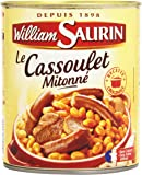 William Saurin Cassoulet Boite 840 g net