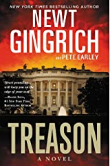 Treason: A Novel (The Major Brooke Grant Series) (English Edition) eBook Kindle