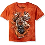 The Mountain Resting Tiger Coll Child T-Shirt