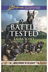 Battle Tested (Military K-9 Unit) Kindle Edition