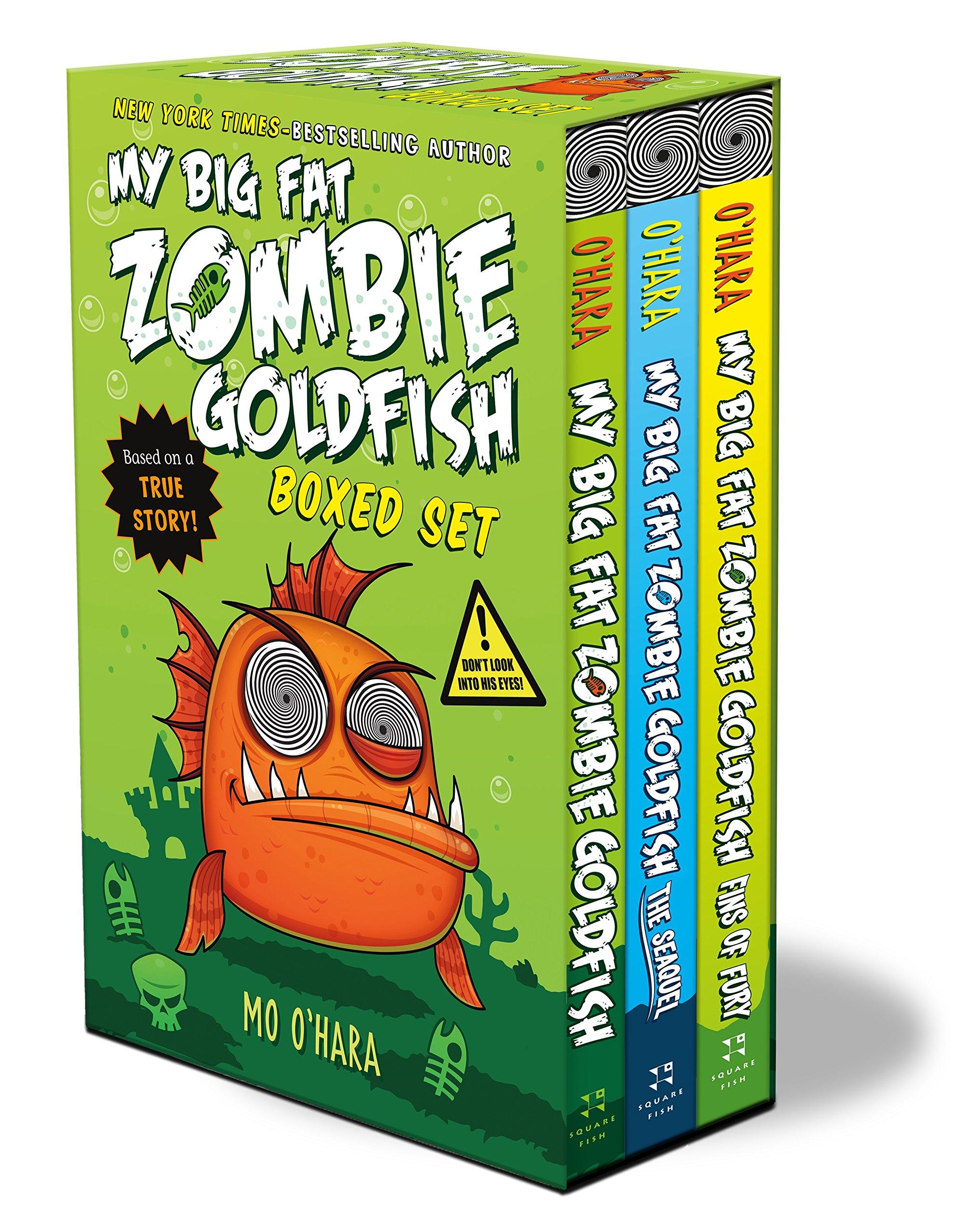 Big Fat Zombie Goldfish Boxed product image