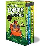 My Big Fat Zombie Goldfish Boxed Set: (My Big Fat Zombie Goldfish; The Seaquel; Fins of Fury)