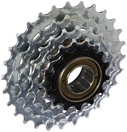 Cycling New Sunrace 7 Speed 13-28 Freewheel Shimano Compatible