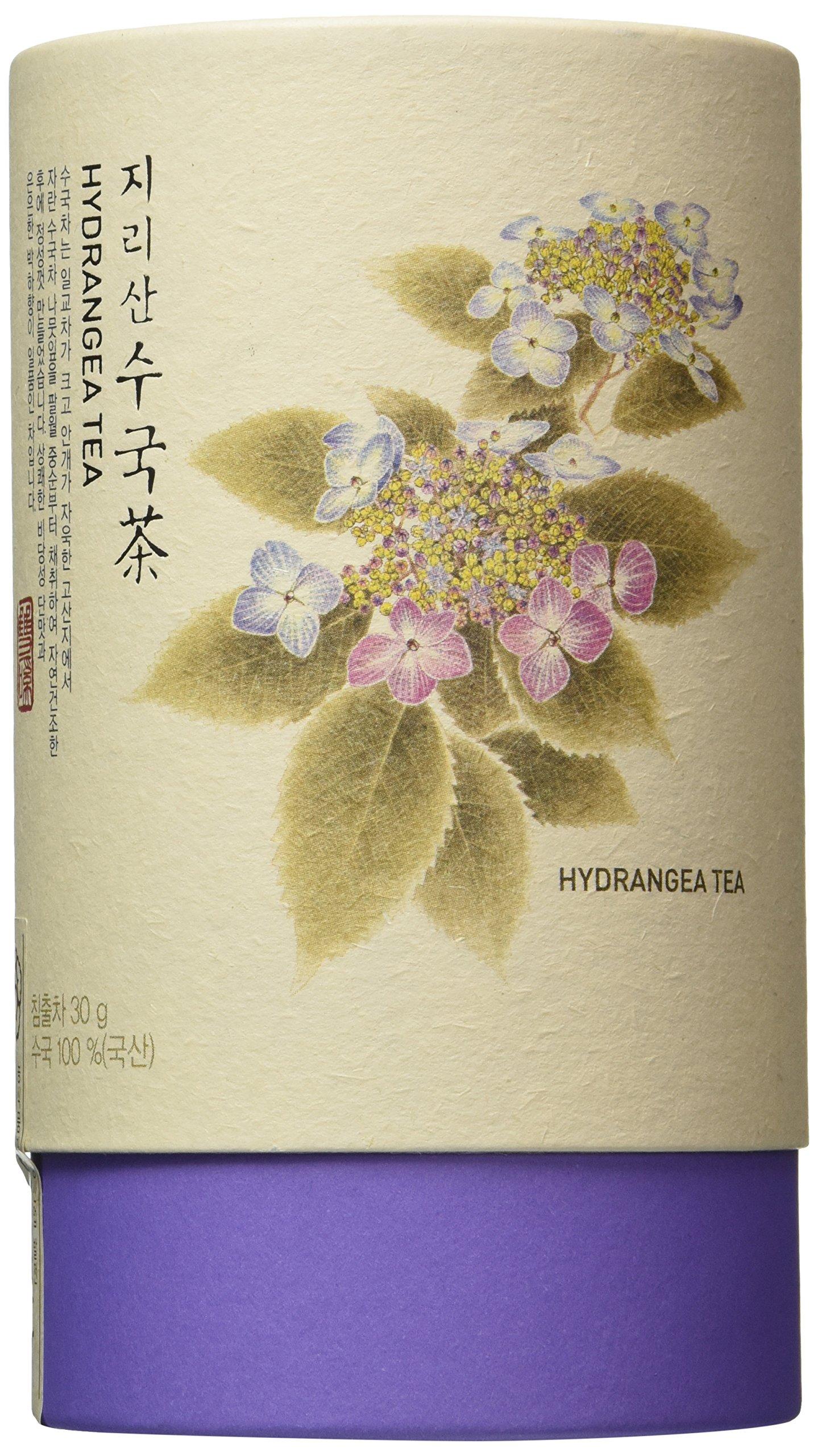 Korean Sweet Dew Tea / Hydrangea Leaf Tea - 30g