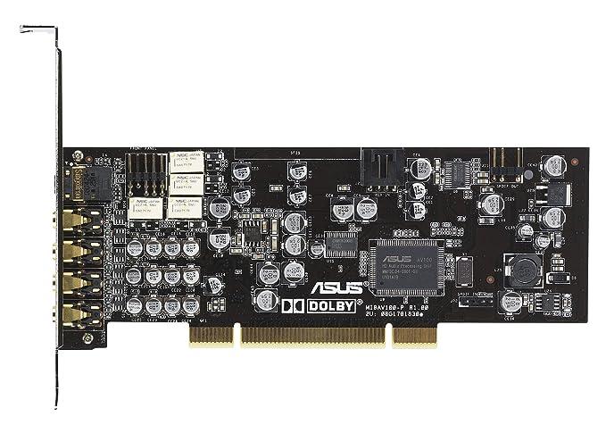 Asus Xonar D1 - Tarjeta de Sonido Interna (Interfaz de Host PCI)