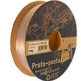 Proto-pasta HTP21705-ICE Translucent Iridescent Ice Clear HTPLA 1.75mm 500g Protoplant INC