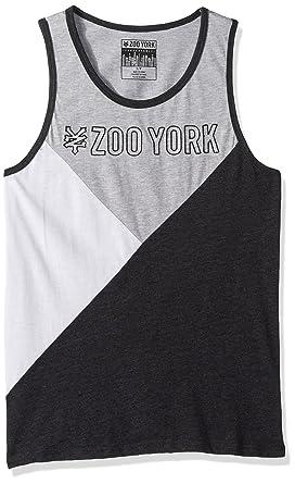 ce19c38780a7dc Zoo York Men s Tank Top Shirt  Amazon.co.uk  Clothing