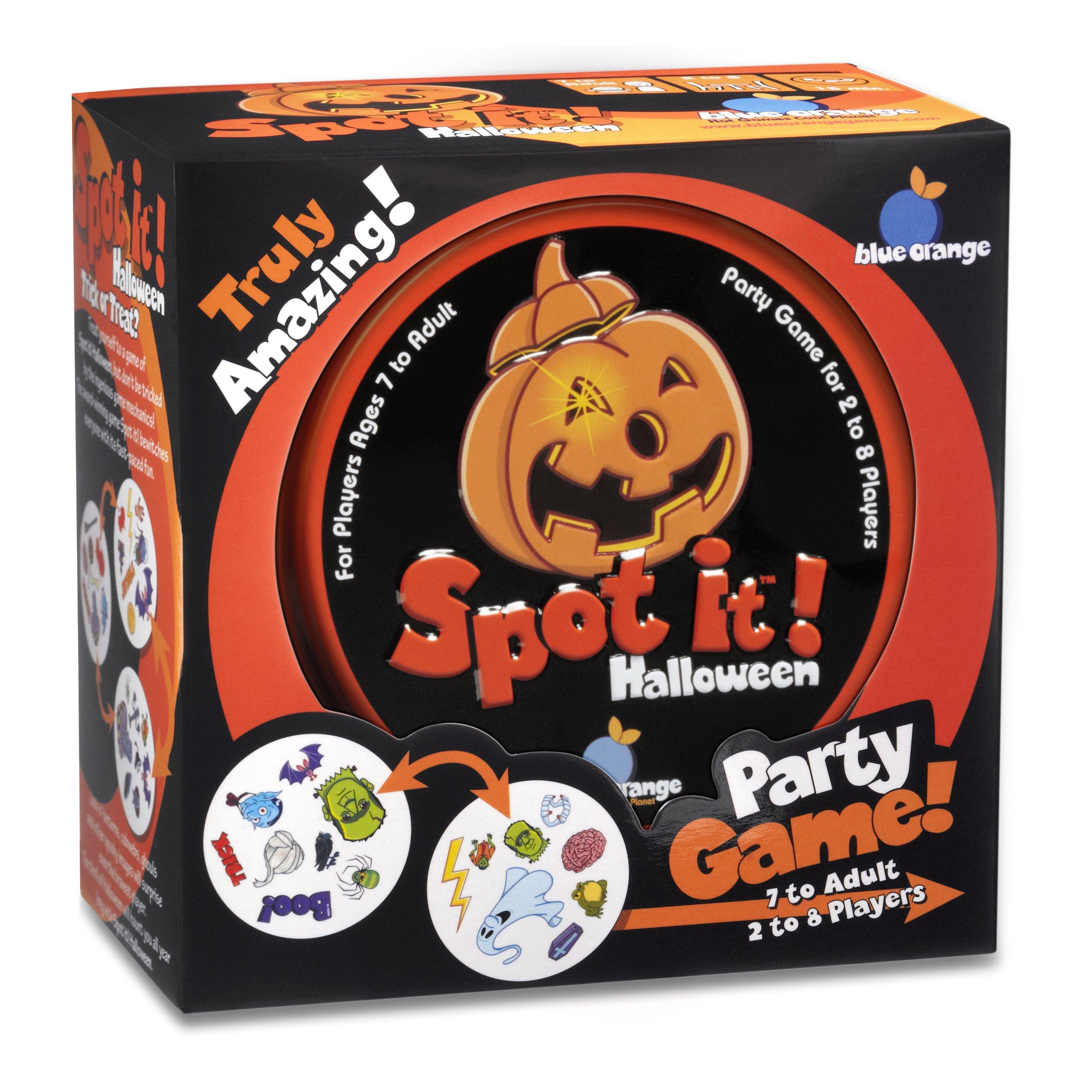 Spot It! Halloween