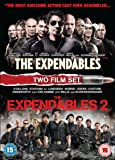 The Expendables / The Expendables 2 [DVD]