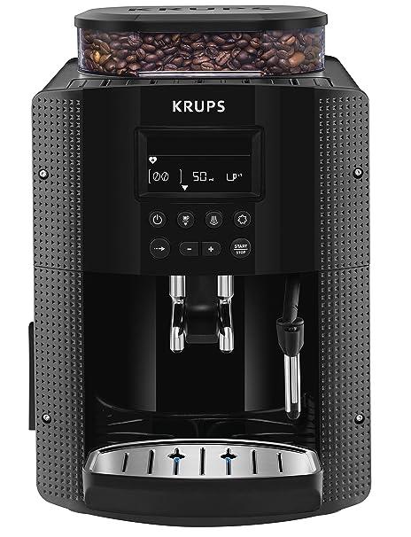 Krups EA8150 - Cafetera (Independiente, Máquina espresso, 1,7 L, Molinillo