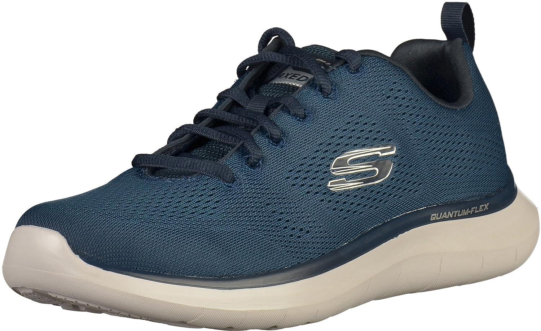 Skechers 52389 NVGY Sneaker Hombre Blau(navy) En línea Obtenga la mejor oferta barata de descuento más grande