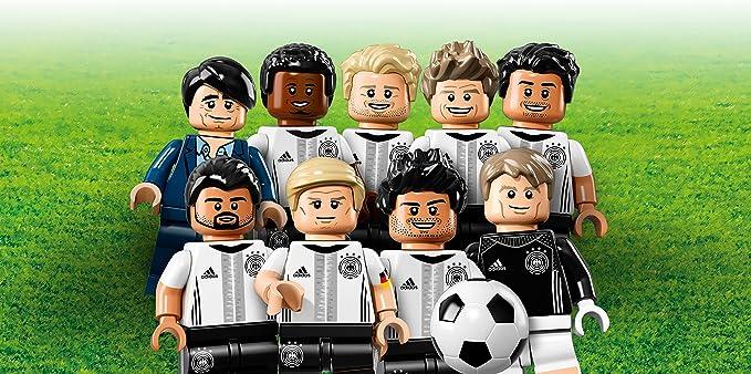 LEGO Minifigures DFB: la Mannschaft - Figuras de construcción ...