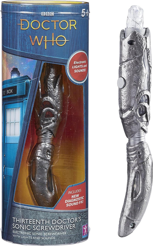 multi-colore Doctor Who 6794 TREDICESIMA Cacciavite Sonico giocattolo