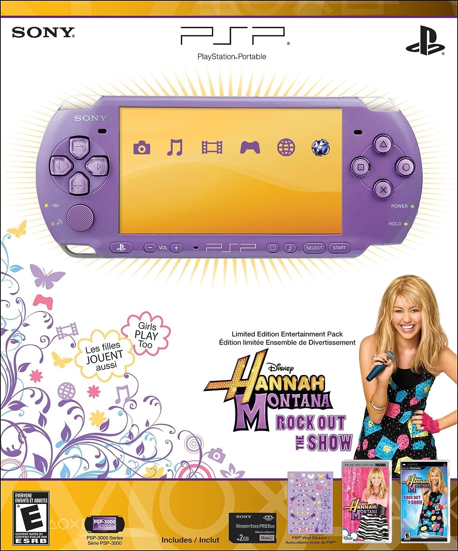 Psp Hdwe Hannah Montana Bundle : Psp: Amazon.es: Música