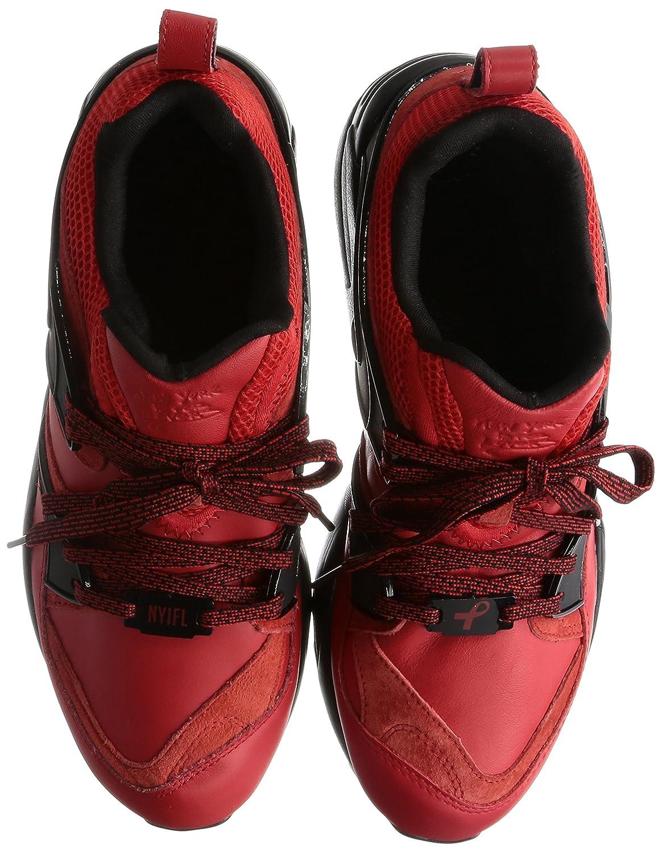 Puma Bog RED Rise X Blaze of Glory Trinomic Sneaker Men leather, pointure:eur 44.5