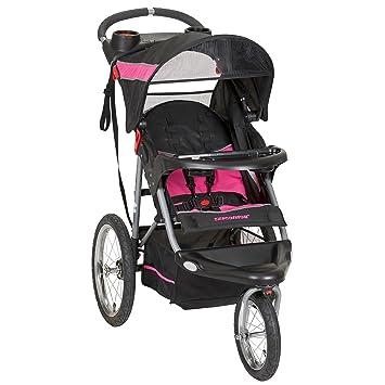 coche de bebé Baby Trend Expedición del basculador Cochecito, Chicle