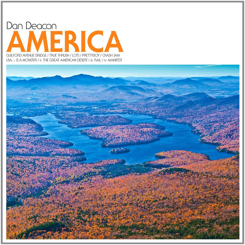 CD : Dan Deacon - America (CD)