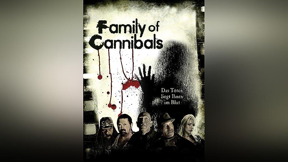 Family of Cannibals - Das Töten liegt Ihnen im Blu
