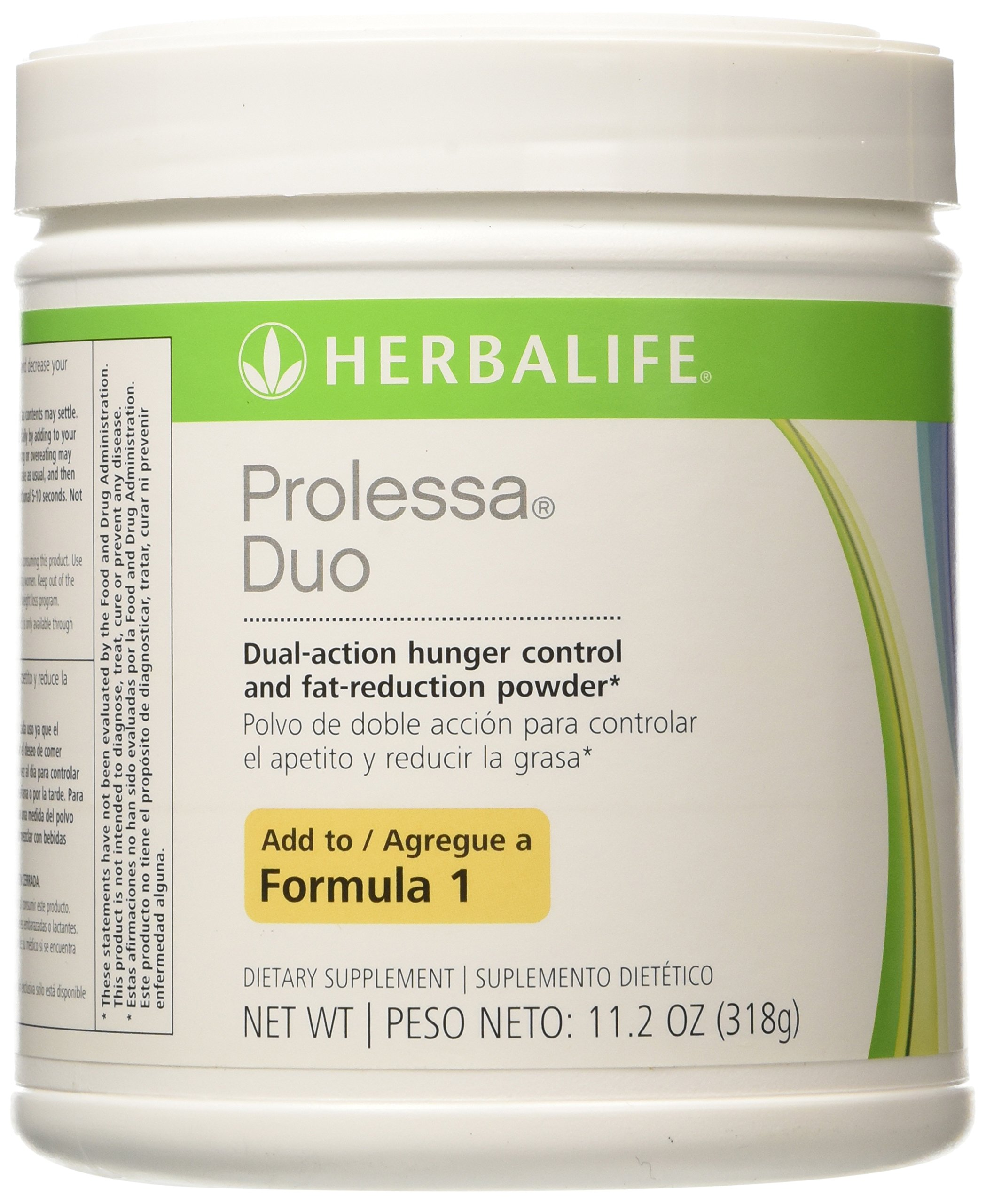 Prolessa Duo Fat Burner - 30-Day Program by Herbalife