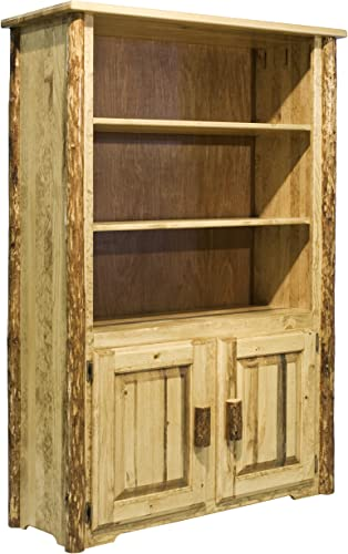Montana Woodworks Glacier Country Collection Bookcase