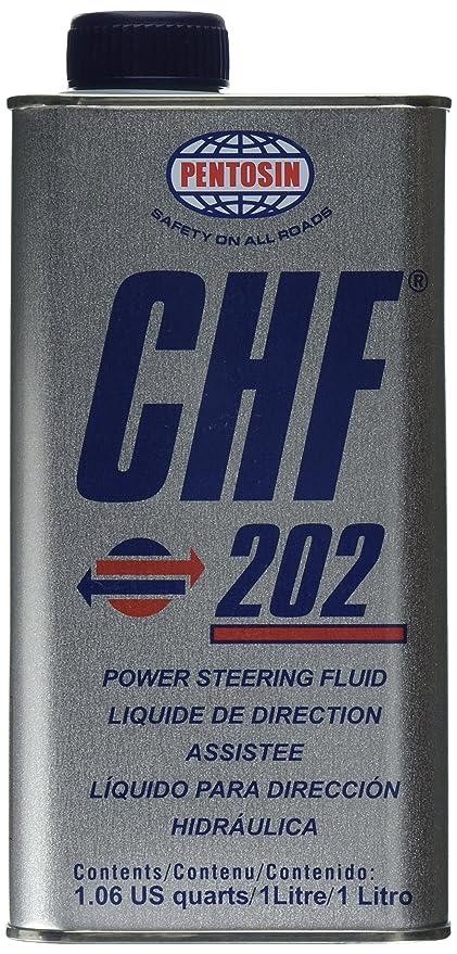 Amazon.com: Pentosin 8403107-C CHF 202 Synthetic Hydraulic Fluid 1 L, 12 Pack: Automotive