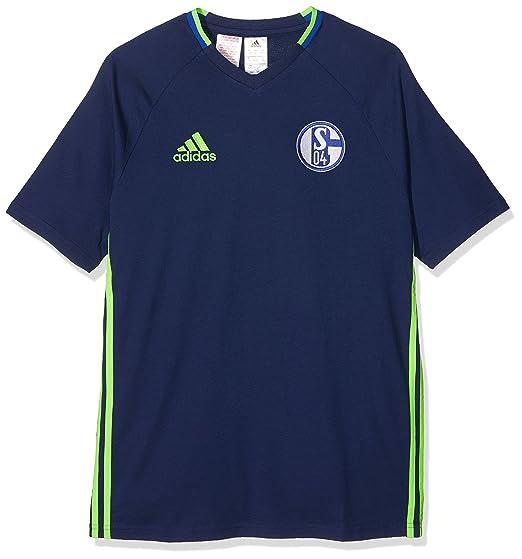 adidas Kinder Fc Schalke 04 Training Tee Youth T Shirt