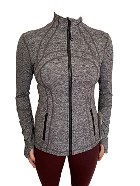 Amazon.com: Lululemon Define - Chaqueta (talla 6), color ...