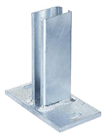 GAH-Alberts - Soporte para postes de valla para rejas ...