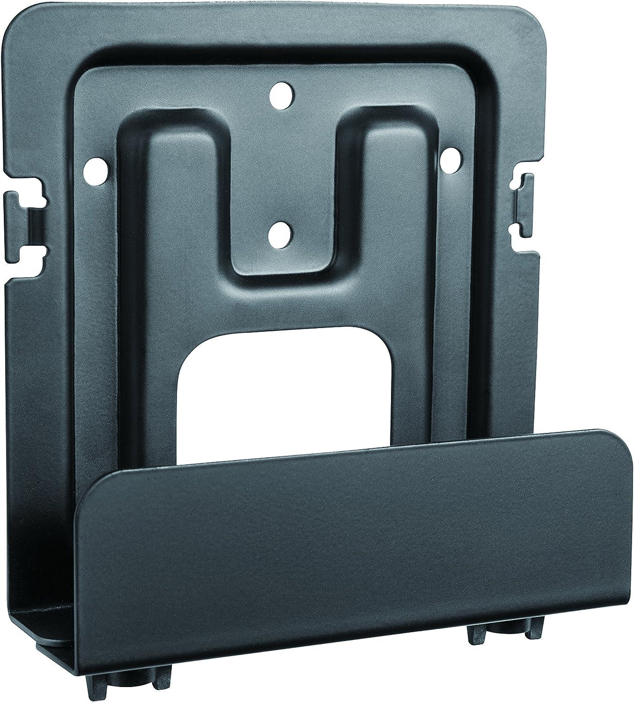 LogiLink BP0049 accesorio para montaje en panel plano - Accesorio para soportes (Extension kit, Negro, Acero)